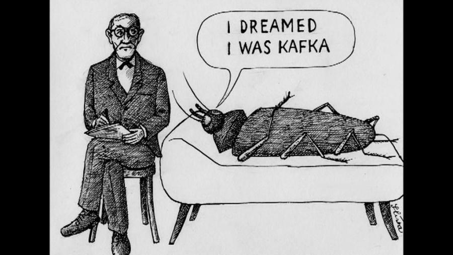 La Metamorfosi Kafka Enrico Miceli
